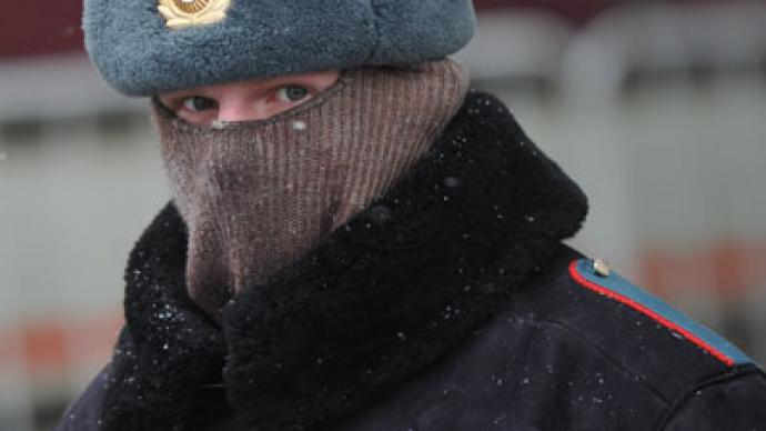 Russian cop faces 5 years in jail after leaving disabled man to die on street in -40C