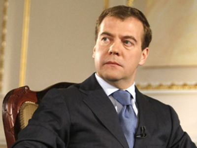 Russian deaths will not be tolerated – Medvedev