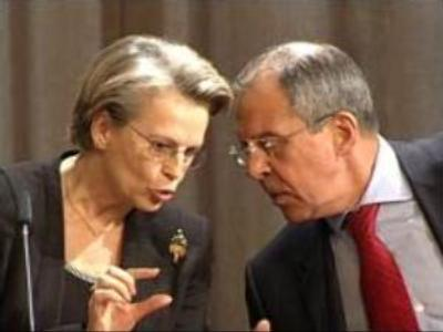 Russian-French Foreign and Defence Ministers hold talks in Moscow