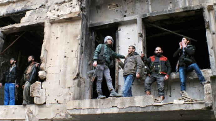 Two Russians among hostages released by Syrian rebels