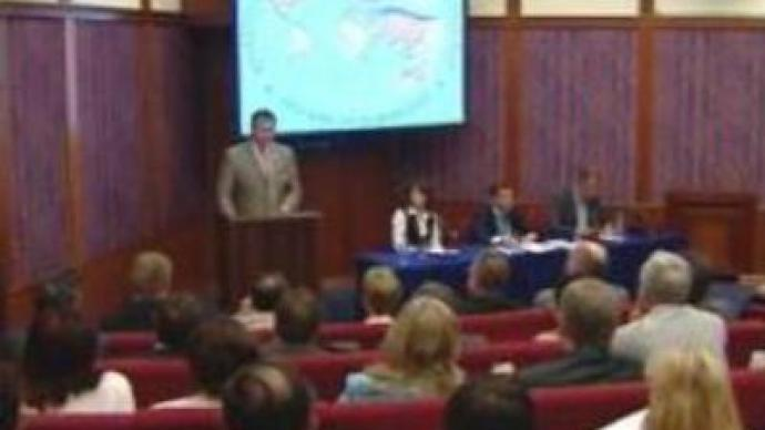 Russian language abroad debated in Moscow