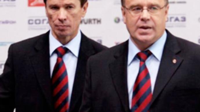 Russian national hockey coaches join Salavat Yulaev