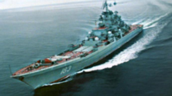 Russian Navy set for U.S. backyard exercise