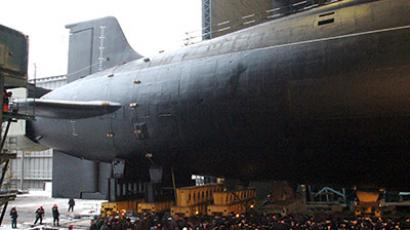 Russia to start building 2 nuclear Borei super-subs in 2013