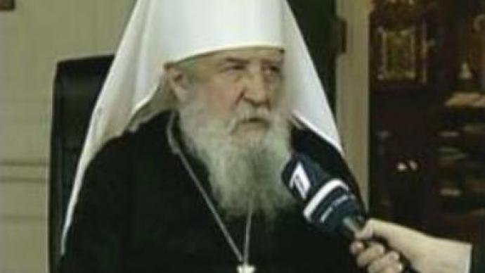 Russian Orthodox Church on eve of historic event