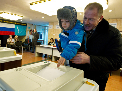 Russia's parliamentary elections: LIVE Updates
