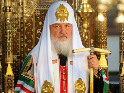 "Patriarch Kirill sees ""good future"" for Ukraine"