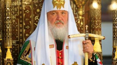 """Kiev is our common Jerusalem"" – Patriarch Kirill"