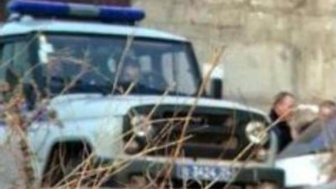 Russian police try to track down serial killer