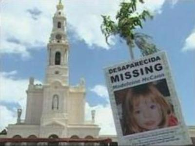 Russian questioned over missing girl in Portugal