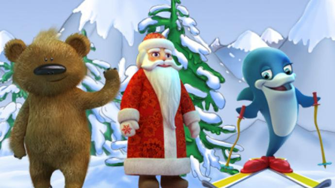 Russian Santa could be next Winter Olympic mascot
