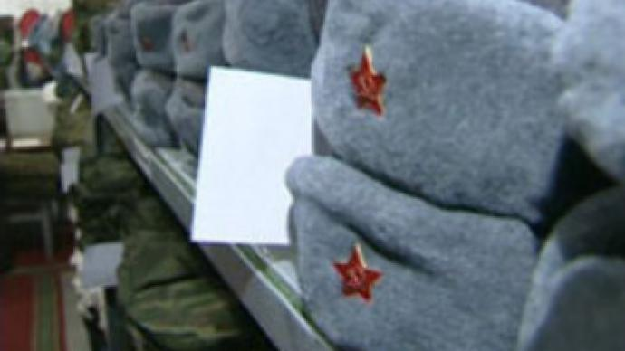 Russian soldier dies in hospital