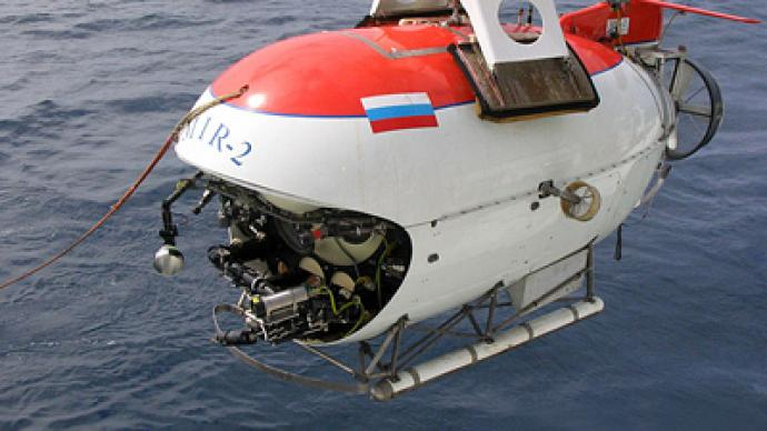 Russian submersibles explore Lake Geneva