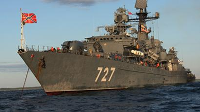 Russian Navy to send permanent fleet to Mediterranean