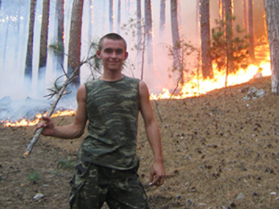 Wildfires return to Russia, but not for long