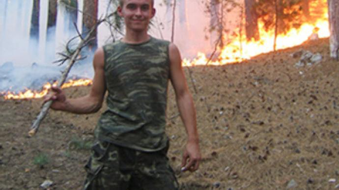 Russians flock to wildfire sites in search of excitement