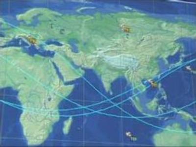 Russia's global navigation system developing