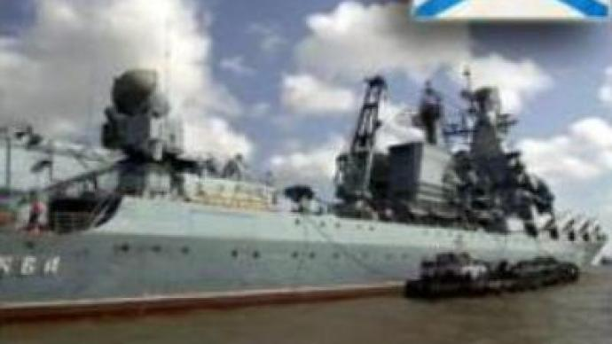 Russia's Pacific Ocean Fleet turns 276