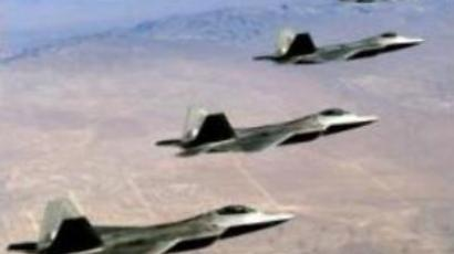Take my breath away: Top guns refuse to fly $143 million F-22 fighter