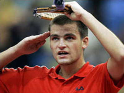 Russia's Youzhny reaches top ten