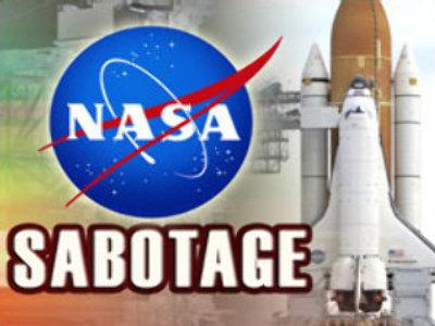 Sabotage and drinking at NASA