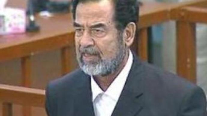 Saddam Hussein's death sentence provokes a range of reactions worldwide