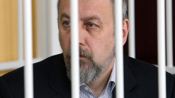 Lukashenko's ex-rival sentenced to term in high-security jail