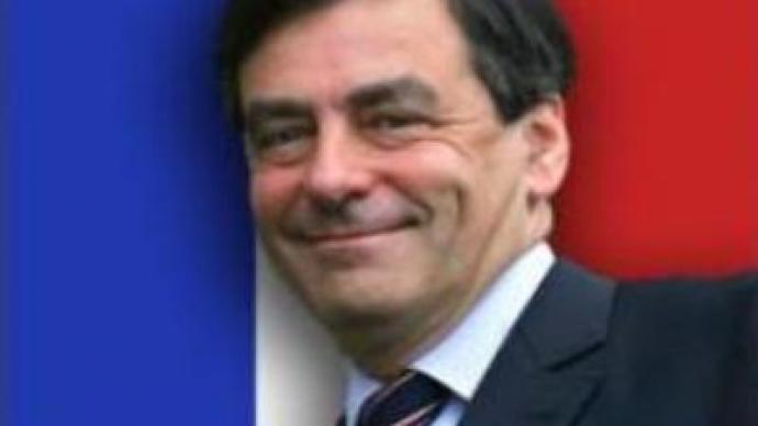 Sarkozy appoints Francois Fillon as French PM