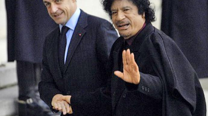 Sarkozy fury over 'Gaddafi millions for 2007 campaign'
