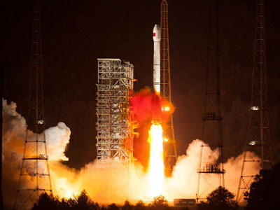China seeks 500% increase in space-launch market share