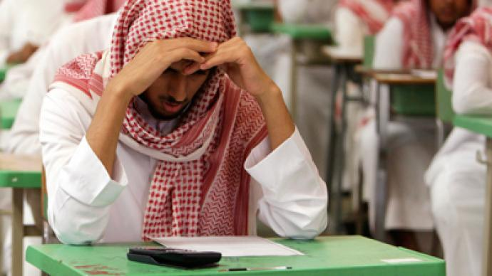 No gays allowed: Saudi Arabia bans homosexuals from schools