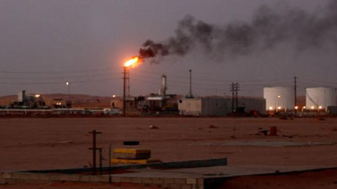 Saudi Arabia's oil war plan hinted