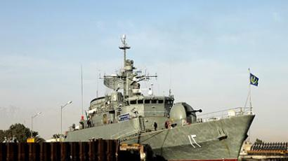 US Navy 'ready' for Iranian outboard Kamikazes