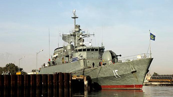 War of nerves: Iran's warships arrive in Saudi Arabia