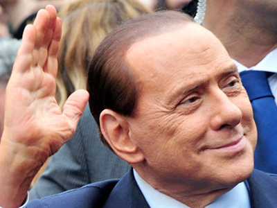 """Silvio and I are closer together than ever"" – Berlusconi's Russian flame"