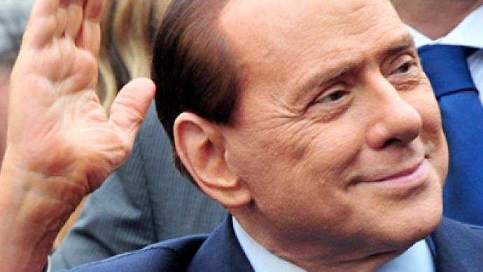 """When I first saw Silvio, I had butterflies in my stomach"" – Berlusconi's Russian friend"