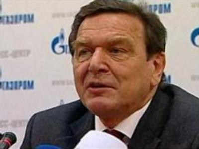 Schroeder criticises U.S. missile defence plans for Eastern Europe