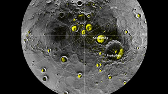 Life on Mercury? Scientists claim discovery of water on 'the Swift Planet'