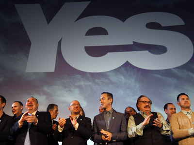 'Guide to independent Scotland': Edinburgh unveils break-up with UK blueprint