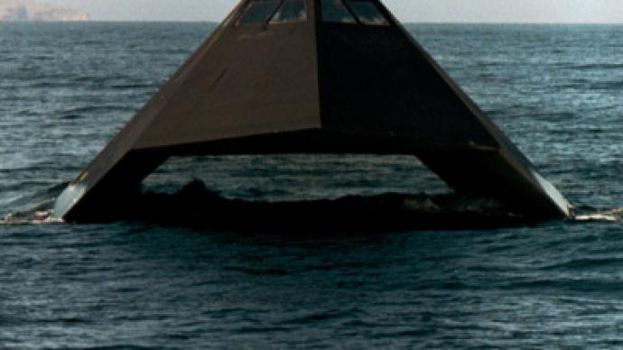 Ocean to auction block: Real Bond villain stealth ship yours for just $100,000