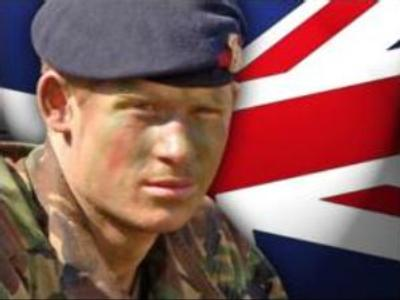 Sec.Lieut. Prince Harry off to war in Iraq?