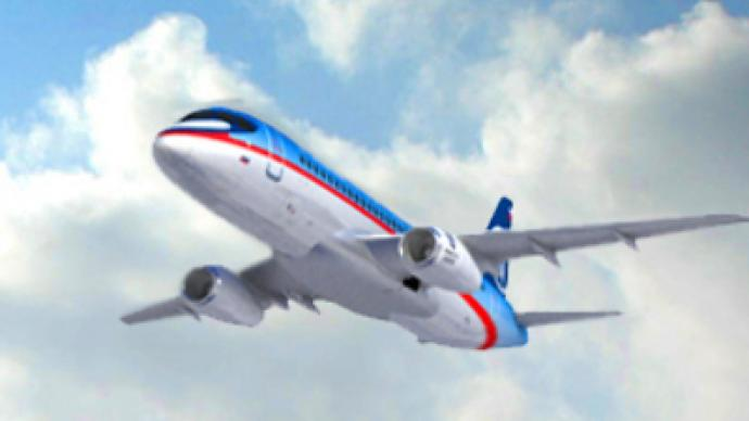 Second SuperJet 100 flight successful
