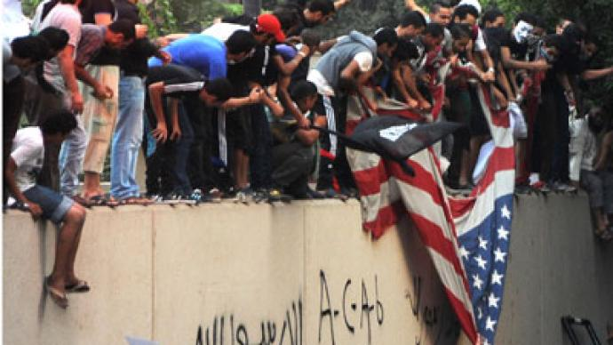 High alert at US embassies: Fear that anger at anti-Islam film may engulf Middle East