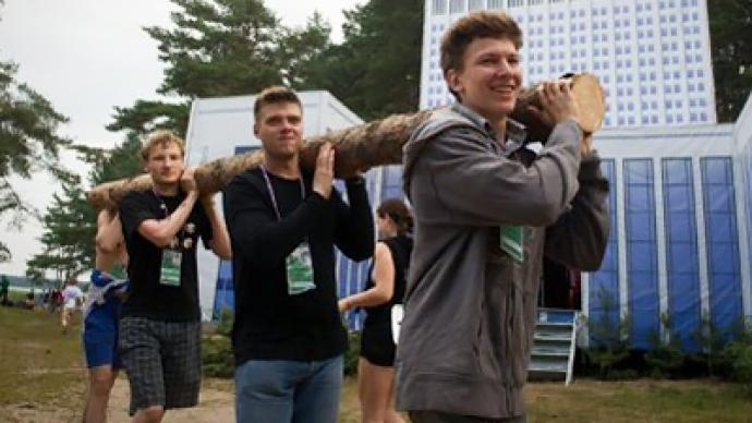 International youth elite forge future at forum in western Russia