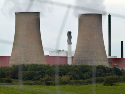 UK nuclear workers told to stay home as radioactivity rises