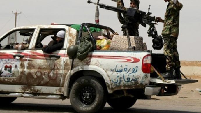 NATO may send military advisers to Libyan rebels