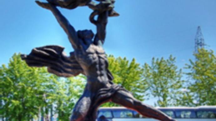 Send Soviet monuments to Chernobyl: Ukrainian minister