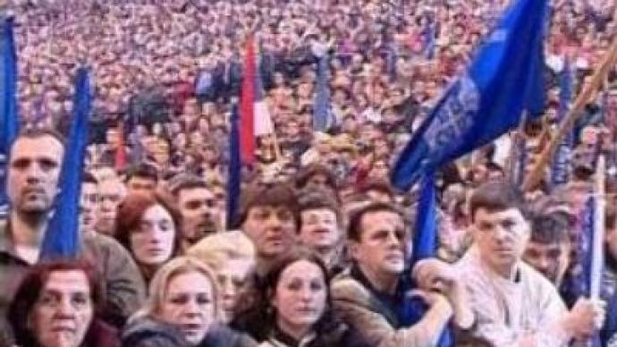 Serbia to elect new parliament