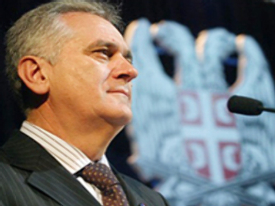 Serbian opposition leader quits over Kosovo and EU