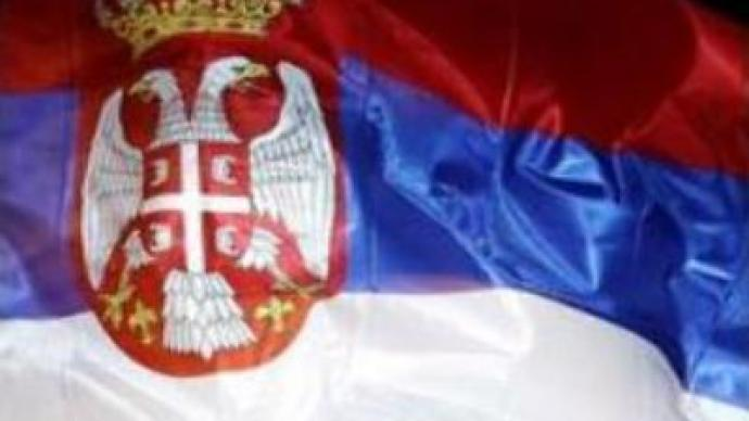 Serbia's parliament agrees to form 'coalition government'